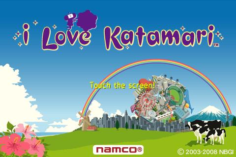 I Love Katamari
