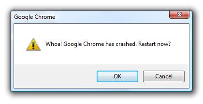 Chromecrash