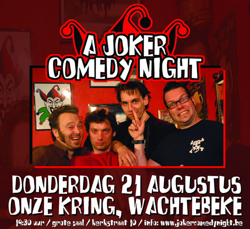 Jokercomedynight