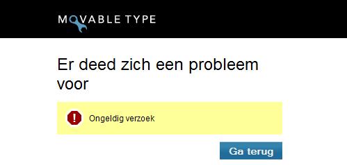 Mtprobleem