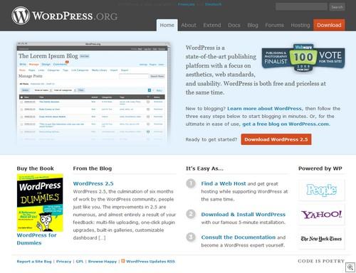 Wordpresshome